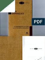Ivan Domingues - O Continente e a Ilha - Duas Vias Da Filosofia Contemporânea