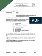 TRABAJO DOMICILIARIO CALIDAD EN LA COSNTRUCCION