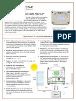 Msc Data Sheet Prostar Pwm Master Esp Mm