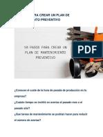 10 PASOS PARA CREAR UN PLAN DE MANTENIMIENTO PREVENTIVO.docx