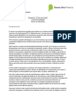 Proyecto pictoescuela