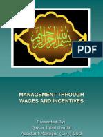 Wage Management