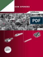 LiftMaster Garage Door Opener LM800A-2