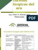 Proceso Metalúrgico Del Oro (1)