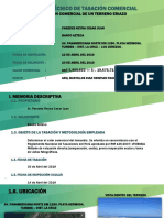 Informe Técnico de Tasación Comercial