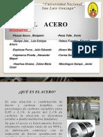 Diapositiva de Zulma El Acero