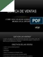 Clinicas de Ventas