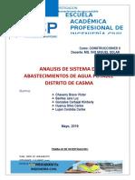 Informe de Casma