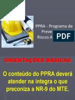aula PPRA(1)