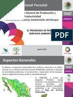 Programa de Pago Por Servicios Ambientales