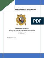 Informe 1 Fisica3 .Saavedra