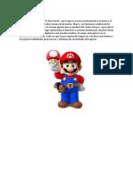 Totem Mario Bross