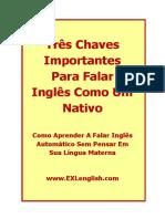 tres chaves para areprender ingles fluente.pdf