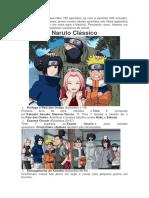 Naruto Sem Fillers