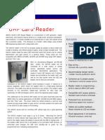 AWID  UA-612 READER