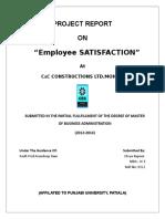 PROJECT_REPORT_ON_Employee_SATISFACTION.doc