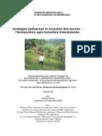 l'Heveaculture Agro Forestière Indonnesienne Vol1
