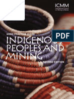 P Good Practice Guide Indigenous Peoples Mining Second Edition