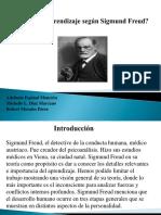Grupo 1 Aprendizaje Freud