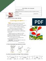 Guía N°1 Taller Lenguaje 1ros.