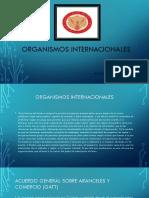 Presnetación Tema v Instituciones Internacionales