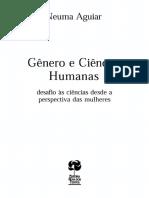 Gênero e Ciências Humanas - Neuma Aguiar