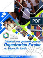 Organización Escolar 2019-2020 (1)