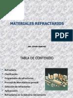 Refractarios materiales-ceramicos