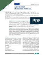 Consenso Chileno de Tratamiento Del Asma Del Preescolar