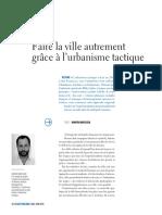 PP35!30!35 Urbanisme Tactique