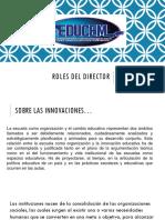 Roles Del Director