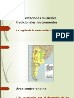 Instrumentos nativos argentinos