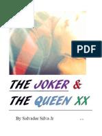 THE JOKER & THE QUEEN by Salvador Silva Jr.