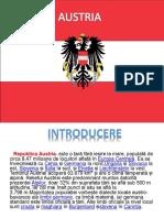 Economia Si Turismul Austriei