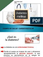 Diabetes Hospital 2014