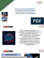 7.- Desastres y Educacion Ambiental