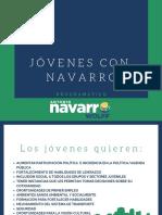Jóvenes Navarro
