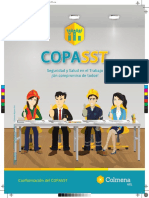 CARTILLA CONFORMACIÓN COPASST