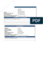 Matriz de Requerimiento y Planificacion