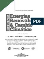 Solar Certificado 2019 Energias Renovable Jornada Cultural