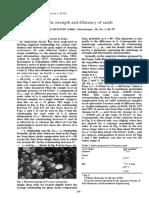 artigo comentario sobre solos e dilatancia