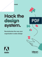 Invent With Idean Hack the Design System 1st Edition