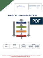 Manual Roles y Responsabilidades PDF