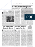 Milano Finanza (Red Sic), 5 DIC 2009 IL MUSMECI 2007