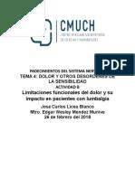 Limitaciones funcionales del dolor y su impacto en pacientes con lumbalgia.docx