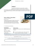 Reto Keto 2019, Semana 1 - Diet Doctor Recetas
