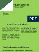 Reprodução sexuada 1