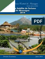 Cuenta Satélite de Turismo de Nicaragua 2014