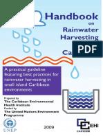 Cehi Handbook for Rainwater Harvesting for the Caribbean 2009