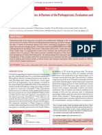 Infraorbital Dark Circles- A Review of the Pathogenesis, Evaluation and Treatment